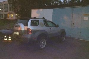 Автомобиль Isuzu VehiCross, хорошее состояние, 1999 года выпуска, цена 580 000 руб., Санкт-Петербург