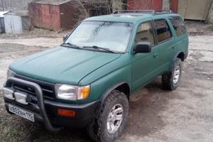 Автомобиль Toyota 4Runner, отличное состояние, 1996 года выпуска, цена 450 000 руб., Москва