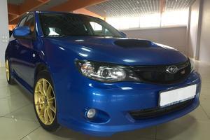 Авто Subaru Impreza, 2008 года выпуска, цена 599 000 руб., Москва