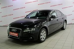 Подержанный автомобиль Audi A4, отличное состояние, 2008 года выпуска, цена 615 000 руб., Москва