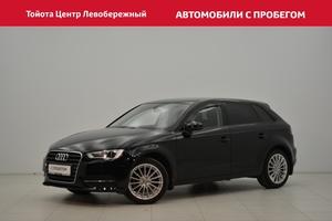 Подержанный автомобиль Audi A3, отличное состояние, 2014 года выпуска, цена 925 000 руб., Москва