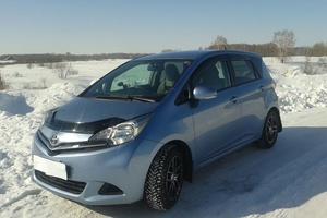 Автомобиль Toyota Ractis, отличное состояние, 2011 года выпуска, цена 620 000 руб., Новосибирск