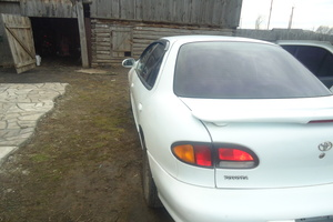 Автомобиль Toyota Cavalier, хорошее состояние, 1996 года выпуска, цена 100 000 руб., Курган