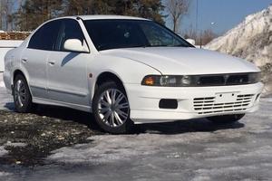 Авто Mitsubishi Galant, 2005 года выпуска, цена 260 000 руб., Екатеринбург