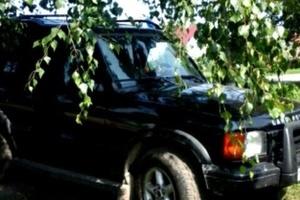 Автомобиль Land Rover Discovery, хорошее состояние, 2002 года выпуска, цена 250 000 руб., Зарайск