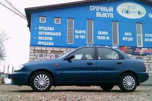 Авто Daewoo Lanos, 2003 года выпуска, цена 165 000 руб., Ярославль