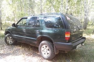 Автомобиль Chevrolet Blazer, отличное состояние, 1997 года выпуска, цена 193 000 руб., Омск