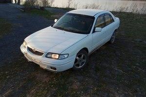 Автомобиль Mazda Capella, хорошее состояние, 1999 года выпуска, цена 99 000 руб., Полевской