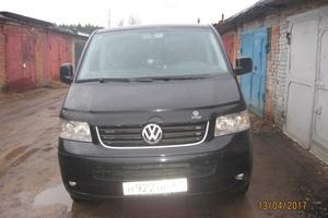 Автомобиль Volkswagen Caravelle, отличное состояние, 2005 года выпуска, цена 690 000 руб., Гагарин