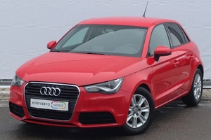 Подержанный автомобиль Audi A1, отличное состояние, 2012 года выпуска, цена 625 000 руб., Минеральные Воды