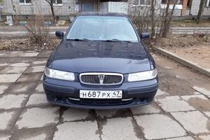 Автомобиль Rover 400 Series, хорошее состояние, 1999 года выпуска, цена 130 000 руб., Сосновый Бор