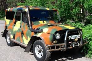 Автомобиль УАЗ 3153, хорошее состояние, 2001 года выпуска, цена 310 000 руб., Пенза