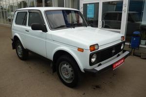 Авто ВАЗ (Lada) 4x4, 2012 года выпуска, цена 238 000 руб., Краснодар