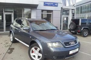 Подержанный автомобиль Audi Allroad, отличное состояние, 2002 года выпуска, цена 325 000 руб., Москва