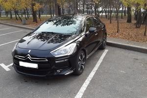 Автомобиль Citroen DS5, отличное состояние, 2012 года выпуска, цена 900 000 руб., Иркутск