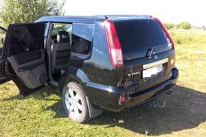 Автомобиль Nissan X-Trail, хорошее состояние, 2005 года выпуска, цена 630 000 руб., Челябинск