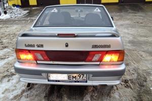 Автомобиль ВАЗ (Lada) 2115, хорошее состояние, 2003 года выпуска, цена 119 000 руб., Лобня