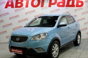Авто SsangYong Actyon, 2011 года выпуска, цена 579 000 руб., Москва