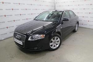 Подержанный автомобиль Audi A4, отличное состояние, 2005 года выпуска, цена 399 000 руб., Москва