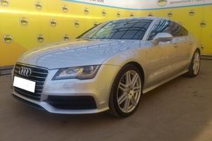 Подержанный автомобиль Audi A7, отличное состояние, 2012 года выпуска, цена 1 784 000 руб., Самара