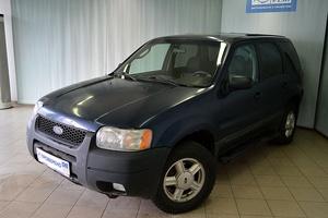 Авто Ford Escape, 2003 года выпуска, цена 299 000 руб., Санкт-Петербург