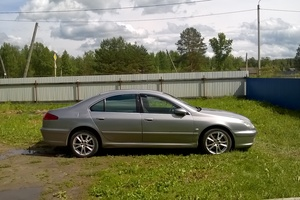 Автомобиль Peugeot 607, хорошее состояние, 2000 года выпуска, цена 215 000 руб., Смоленск