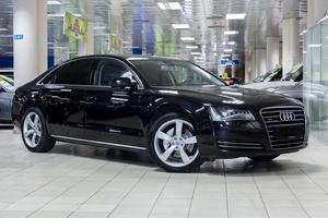 Авто Audi A8, 2013 года выпуска, цена 1 777 777 руб., Москва