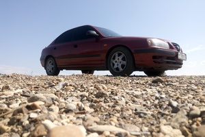 Подержанный автомобиль Hyundai Elantra, отличное состояние, 2004 года выпуска, цена 255 000 руб., Миасс