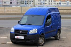 Авто Fiat Doblo, 2008 года выпуска, цена 200 000 руб., Санкт-Петербург
