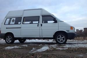 Автомобиль Volkswagen Caravelle, хорошее состояние, 1997 года выпуска, цена 385 000 руб., Смоленск