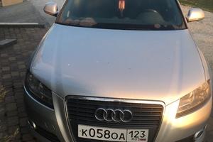 Автомобиль Audi A3, хорошее состояние, 2009 года выпуска, цена 490 000 руб., Краснодарский край