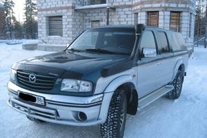 Автомобиль Mazda B-Series, хорошее состояние, 2002 года выпуска, цена 400 000 руб., Екатеринбург