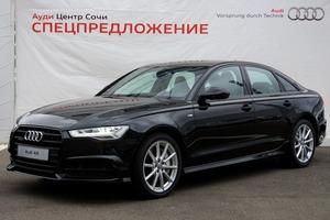 Новый автомобиль Audi A6, 2016 года выпуска, цена 3 750 000 руб., Сочи