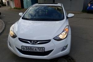 Автомобиль Hyundai Avante, отличное состояние, 2011 года выпуска, цена 580 000 руб., Краснодар