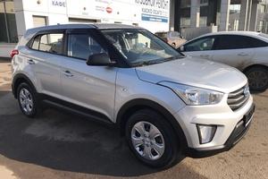 Авто Hyundai Creta, 2016 года выпуска, цена 569 000 руб., Москва