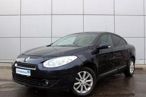 Авто Renault Fluence, 2010 года выпуска, цена 409 000 руб., Москва