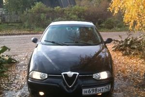 Автомобиль Alfa Romeo 156, хорошее состояние, 2000 года выпуска, цена 219 000 руб., Киров