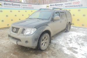 Авто Nissan Navara, 2010 года выпуска, цена 1 030 000 руб., Самара
