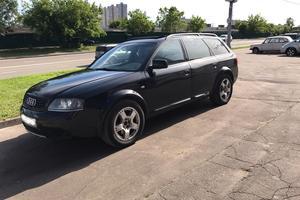 Автомобиль Audi Allroad, отличное состояние, 2001 года выпуска, цена 295 000 руб., Москва