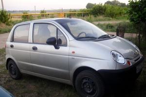Подержанный автомобиль Daewoo Matiz, хорошее состояние, 2008 года выпуска, цена 115 000 руб., Троицк