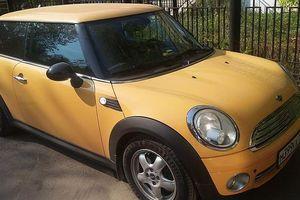 Автомобиль Mini One, отличное состояние, 2009 года выпуска, цена 550 000 руб., Магнитогорск