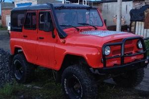 Автомобиль УАЗ 3151, отличное состояние, 1995 года выпуска, цена 375 000 руб., Череповец