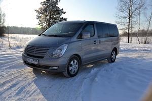 Подержанный автомобиль Hyundai Starex, отличное состояние, 2011 года выпуска, цена 1 100 000 руб., Балашиха