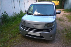 Автомобиль Daihatsu Materia, хорошее состояние, 2007 года выпуска, цена 430 000 руб., республика Татарстан