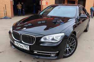 Подержанный автомобиль BMW 7 серия, отличное состояние, 2011 года выпуска, цена 1 477 000 руб., Московская область