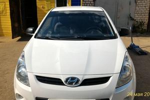 Автомобиль Hyundai i20, отличное состояние, 2010 года выпуска, цена 285 000 руб., Казань