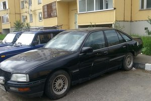 Автомобиль Opel Senator, среднее состояние, 1991 года выпуска, цена 70 000 руб., Подольск