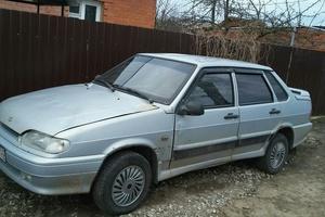 Автомобиль ВАЗ (Lada) 2115, среднее состояние, 2004 года выпуска, цена 57 000 руб., Московская область