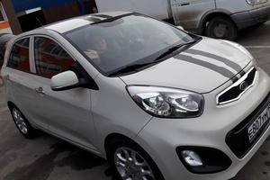Подержанный автомобиль Kia Picanto, отличное состояние, 2012 года выпуска, цена 460 000 руб., Фрязино