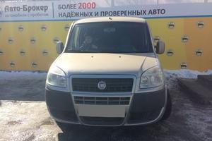 Авто Fiat Doblo, 2012 года выпуска, цена 410 000 руб., Самара